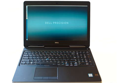 Laptop Dell Ubuntu the beefy dell precision 7520 de can out a growing linux laptop field ars technica