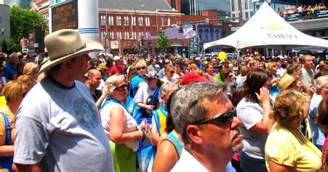 west marine nashville at the free chevy stage in nashville tennessee with the