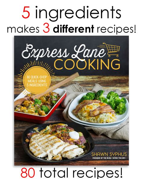 crock pot express recipes cookbook for everyone books express cooking cookbook i wash you