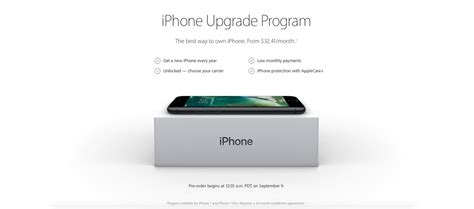 a look at apple s iphone upgrade program