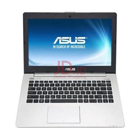 Laptop Asus Tipe A455lf jual asus a455lf wx160d 14 quot i3 5005u 4gb 500gb nvidia gt930m 2gb dos notebook white jd id