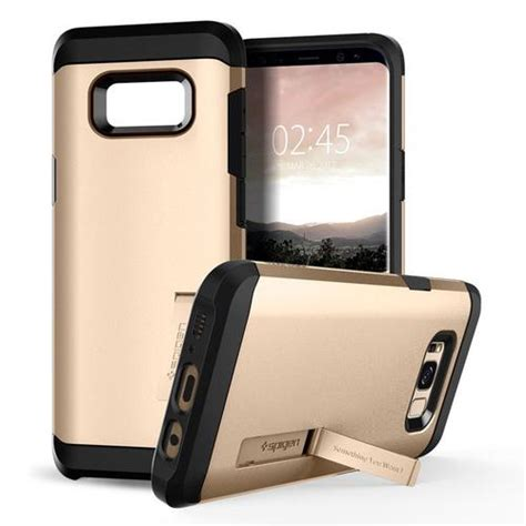 Spigen Tough Armor Samsung Galaxy Note 8 Maple Gold spigen samsung galaxy s8 plus tough armor gold maple 163 14 99 free delivery mymemory