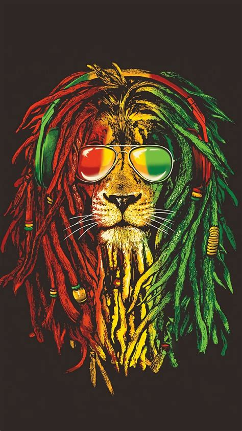 rasta lion wallpaper www pixshark com images galleries