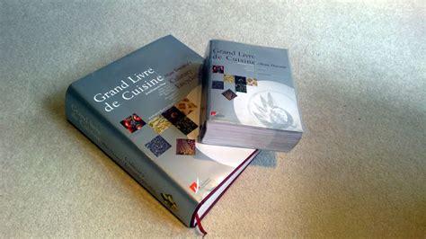 livre de cuisine v馮騁arienne more cookbooks than sense grand livre de cuisine by alain