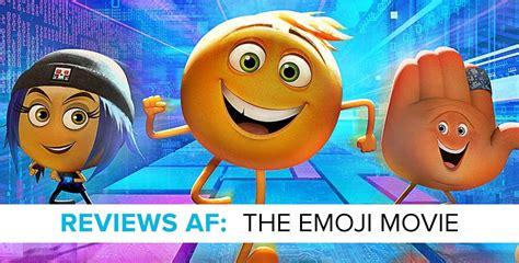 emoji film reviews news af podcast by rob cesternino