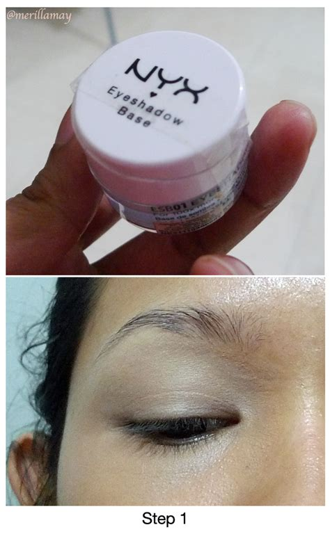 Eyeshadow Satu Warna merilla may s tutorial quot simple bronze