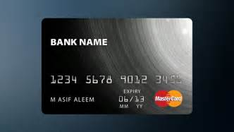 Credit Card Template Gallery For Gt Credit Card Design Images