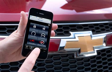 Onstar Unlock Doors by Gm Makes Remote Start Door Unlock App Standard
