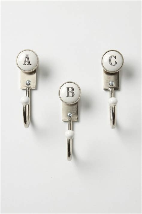 bathroom hooks for towels alphabet hooks contemporary towel bars and hooks