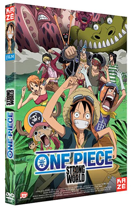 film one piece 10 add anime dvd one piece film 10 strong world anime dvd manga