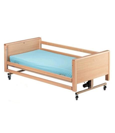 barandillas para camas articuladas cama articulada haydn con barandillas de madera