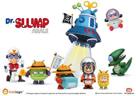 Dr Slump Arale Set 03 Kidslogic nations ar02 iq博士 小雲套裝 第2彈 logic 2015年第3季發售