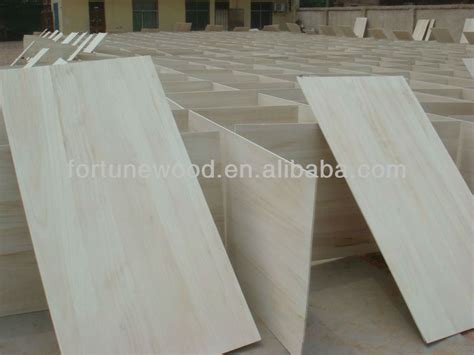 Paulownia Fir Pine Timber Type And Solid Wood Boards Type