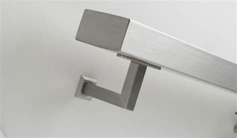 wall mounted banister banister end for stainless steel handrails
