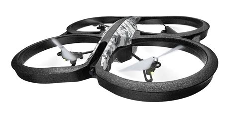 parrot ardrone  quadricopter elite edition gadget flow