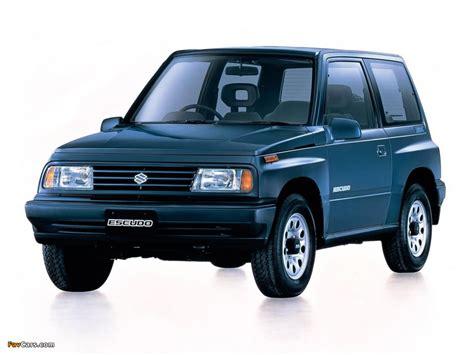 Escudo Suzuki Suzuki Escudo 1 6 At01w 1988 97 Pictures 1024x768