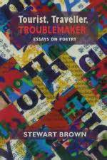 Ian Mcdonald Selected Poems books list stewart brown
