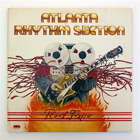 atlanta rythum section atlanta rhythm section red tape 1976 typophonic