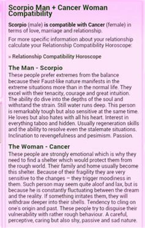 cancer woman scorpio man in bed scorpio male cancer female scorpio cancer