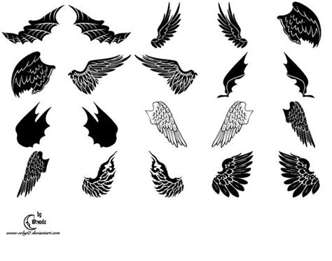 doodle free vs premium 40 photoshop premium wing brushes for free