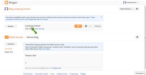 blogger atau blogspot bulazs7 cara membuat blog atau website