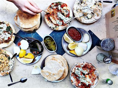 cucina israeliana in israele per openrestaurants 2016 a scoprire i segreti