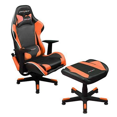 video game ottoman dxracer video game chair ottoman fa96no suit console
