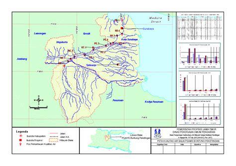 contoh layout peta tematik perjalanan macam macam peta