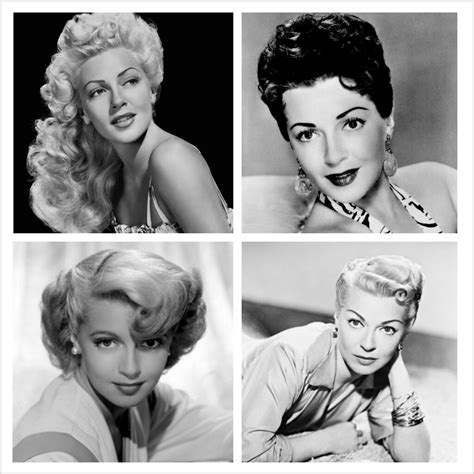 1950 hairstyle working women you stepped out of a dream fashions of lana turner