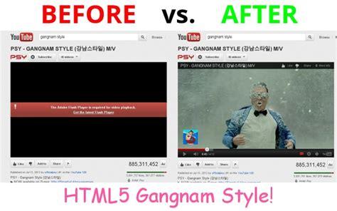 tutorial flash html5 from now on youtube html5 nerdoholic