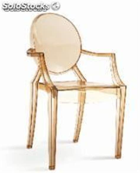 silla transparente segunda mano silla ghost transparente para eventos y hosteleria