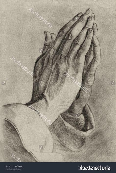 Praying Pencil Drawings
