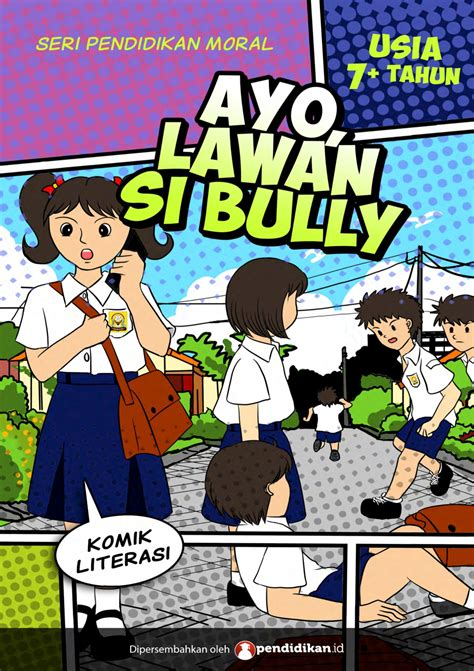 Komik Fantasteen 1hantu Di Sekolah komik gratis ayo lawan si bully tentang bahaya perundungan di sekolah kumpulan artikel