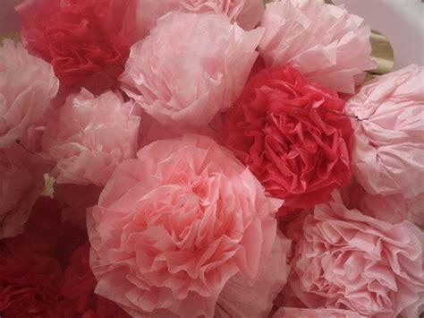 fiore carta crespa fiori con carta crespa fiori di carta realizzare fiori