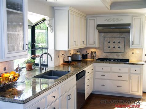 What Is Refacing Your Kitchen Cabinets by Duramax Cabinet Refacing System In Orange County San