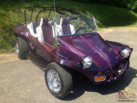 award winning 1972 vw dune buggy 4 seater optional top