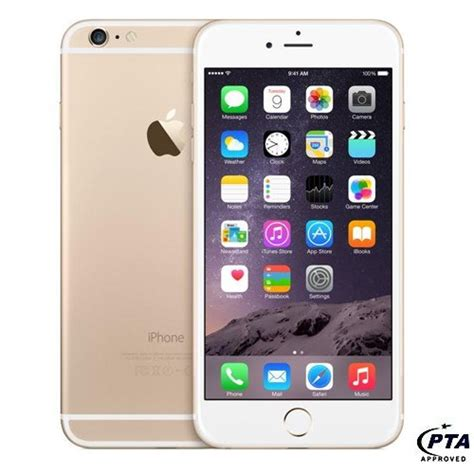 apple iphone  gb gold official warranty price