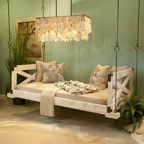 bed with swing bed swing w sides lowcountry originals