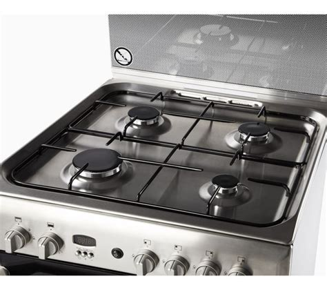 Oven Gas Stenless Uk 60 buy indesit id60g2x 60 cm gas cooker stainless steel