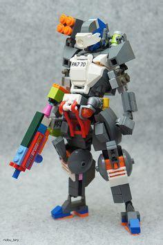 Lego Custom Lamia nadja the lamia legos lego robot and awesome lego