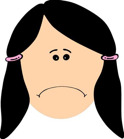 sad clipart triste sad clip at clker vector clip