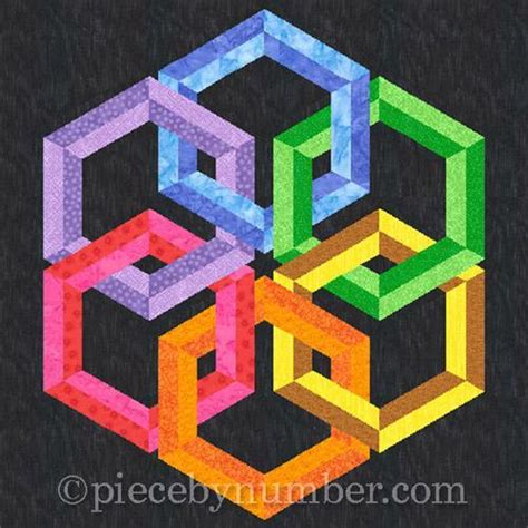 Paper Pieced Quilt Patterns by Paper Pieced Quilt Blocks Images