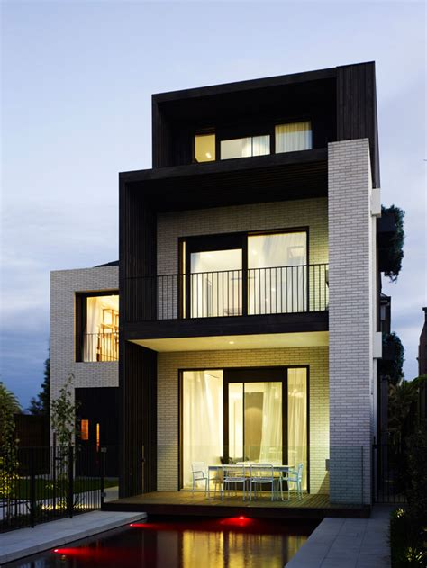 middlepark house by cja k p d o melbourne yellowtrace