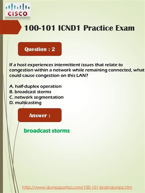 network addressing ccna 100 101 icnd1 exam lesson 1 100 101 icnd1 braindumps exam