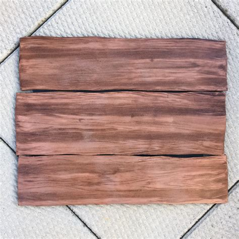 wood pattern making how to make a fake wood grain effect manning makes stuff