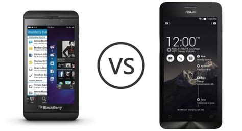 Hp Sony Xperia Z10 perbandingan asus zenfone 5 vs blackberry z10 futureloka