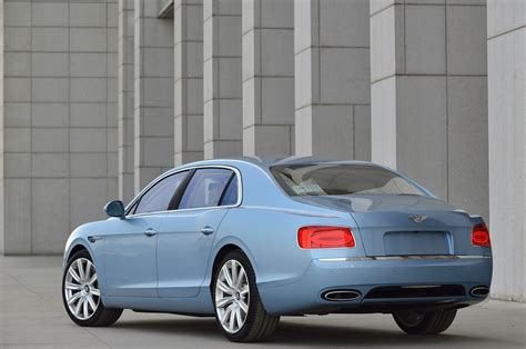 bentley flying spur rear 2014 bentley flying spur reviews and rating motor trend