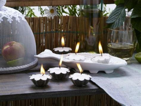 garten kerzen romantische gartenbeleuchtung mit kerzen 25 originelle ideen