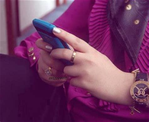 Lv Syari Sweet Purple sms in sad for friends message with image