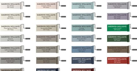 sherwin williams paint colors for pottery barn fall winter 2013 color palette ahouse